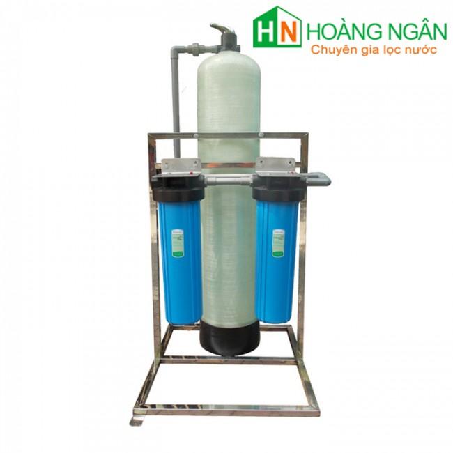 Hệ thống lọc tổng nước giếng khoan HN - 001