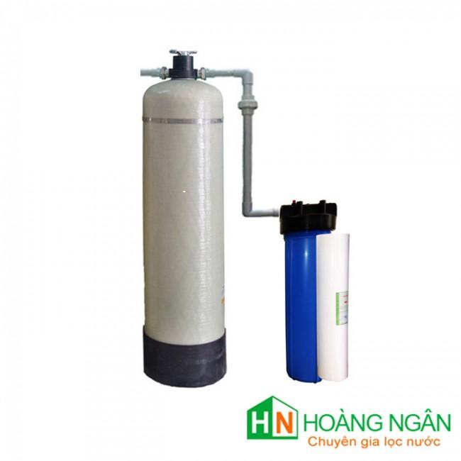 Hệ thống xử lý kim loại nặng HN-001
