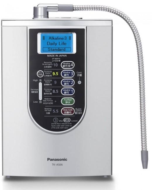 Máy điện giải ion kiềm Panasonic TK-AS66