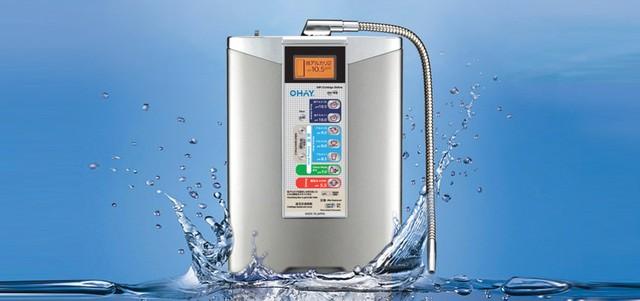 Máy lọc nước điện giải ion kiềm OHAY