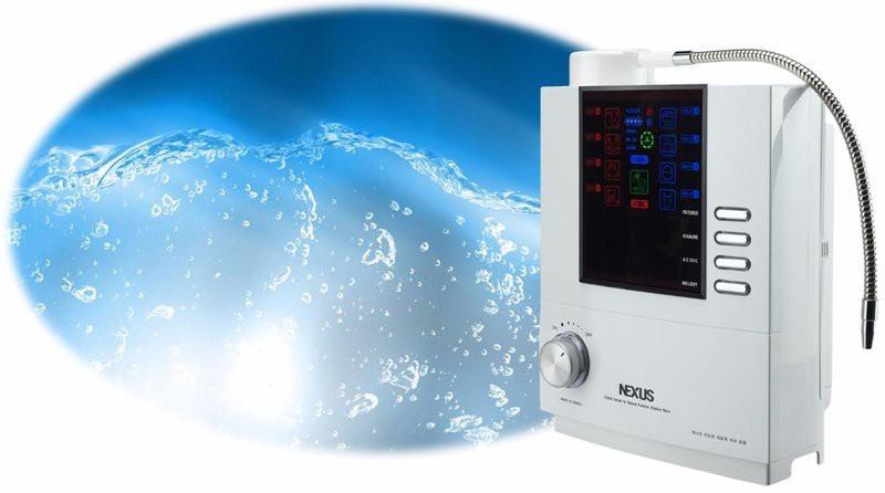 Máy lọc nước điện giải IONIA XBlue Hàn Quốc