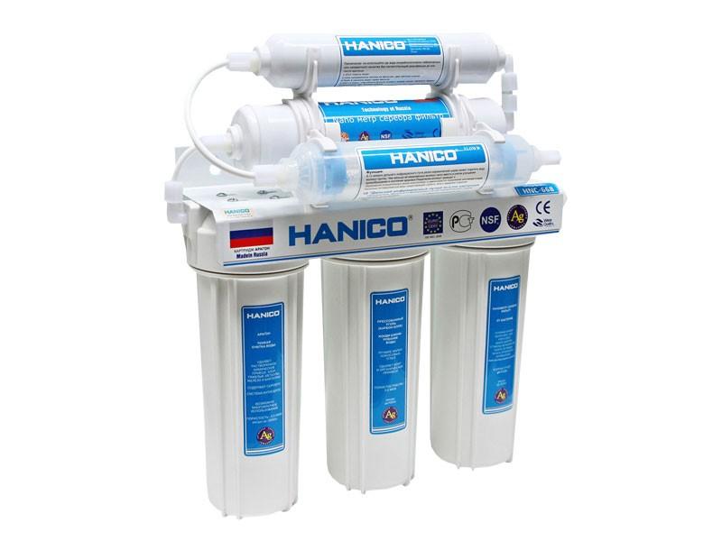 Máy lọc nước Hanico 6 cấp lọc