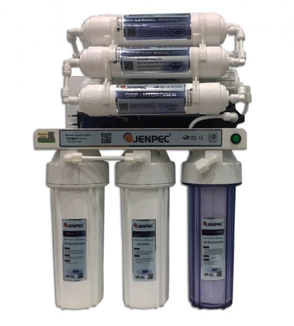 Máy lọc nước Hydrogen Jenpec H10 không tủ ( New 2019 )