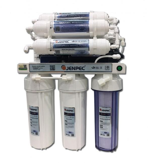 Máy lọc nước Jenpec H9000 không tủ ( New 2019 )