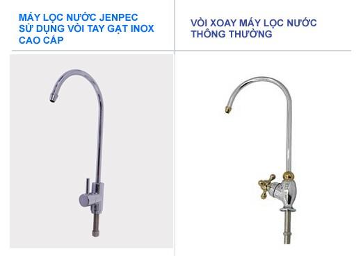 Máy lọc nước Jenpec MIX-8000 Không vỏ