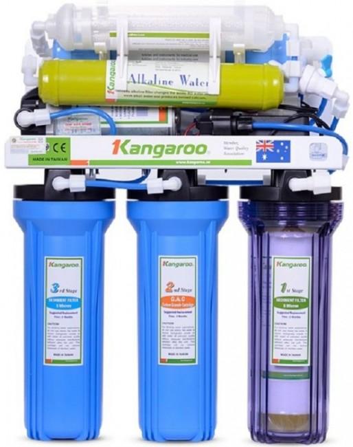 Máy lọc nước Kangaroo 104 không tủ