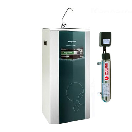 Máy lọc nước Kangaroo KG 104 UV tủ VTU