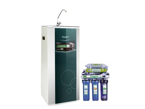 Máy lọc nước Kangaroo KG 107 tủ VTU