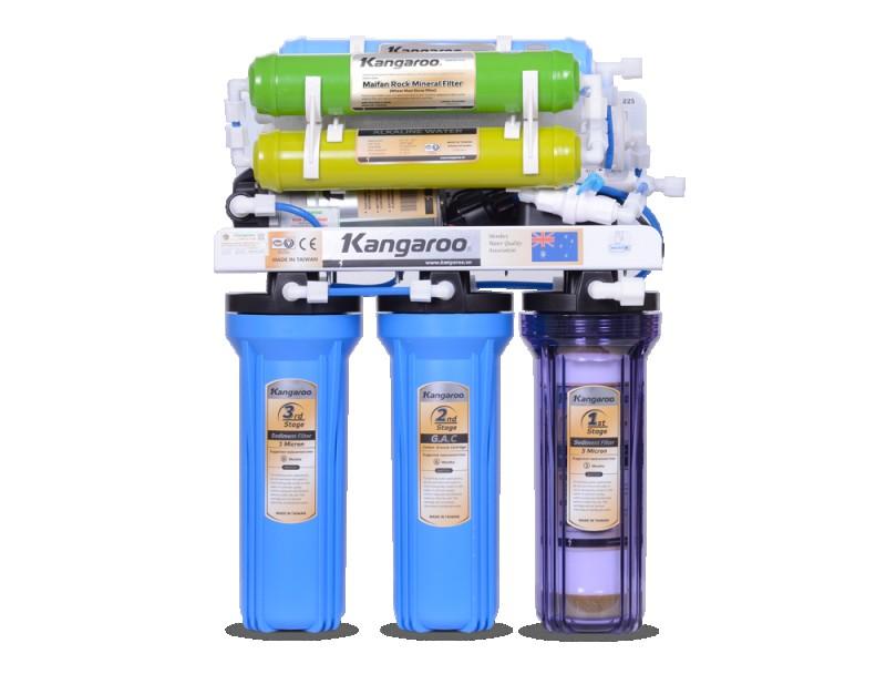Máy lọc nước Kangaroo KG 108A không vỏ