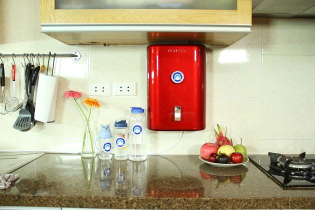 Máy lọc nước Nanosky Red ( mầu đỏ)