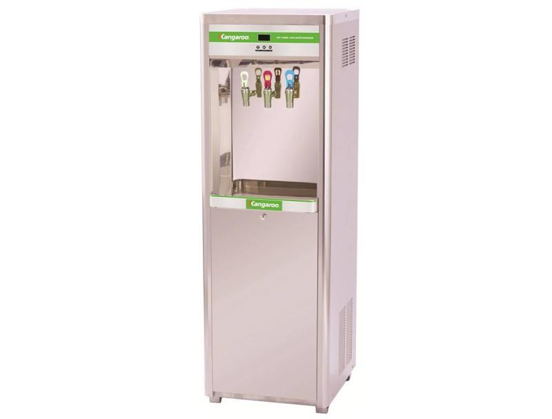Máy lọc nước nóng lạnh 3 vòi Kangaroo KG120