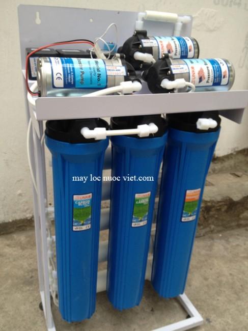 máy lọc nước RO 50 lít /1h dùng cho văn phòng công sở, trường học