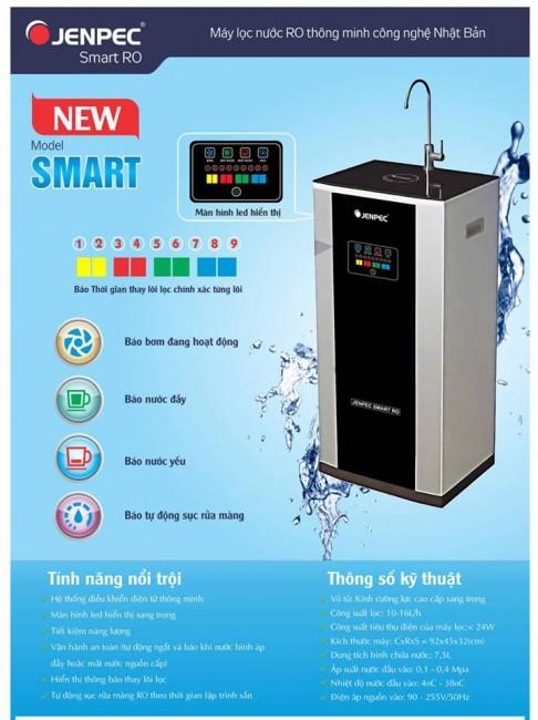 Máy lọc nước thông minh JENPEC SMART I-9000